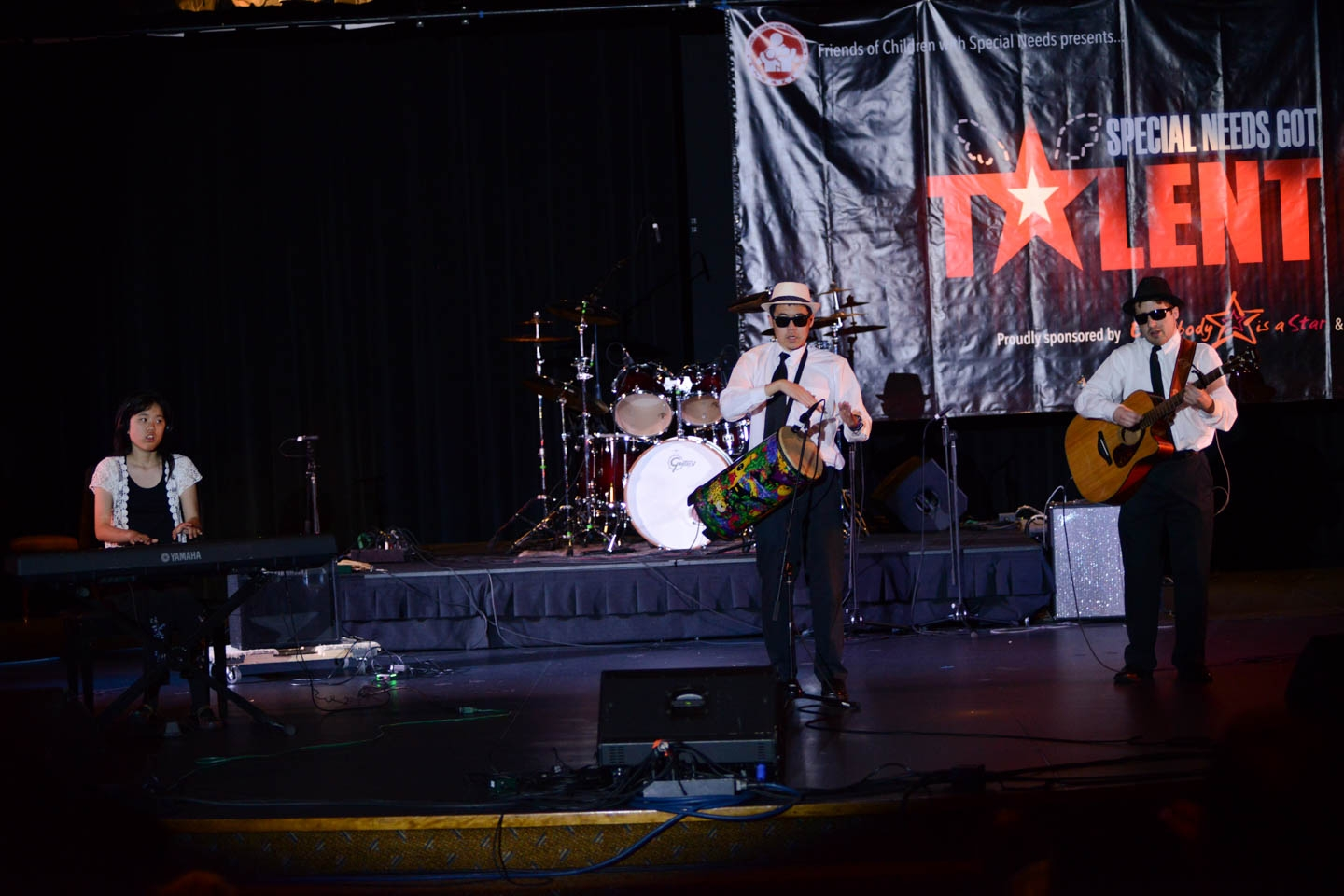 The Dream Achievers Band | Downtown Campbell