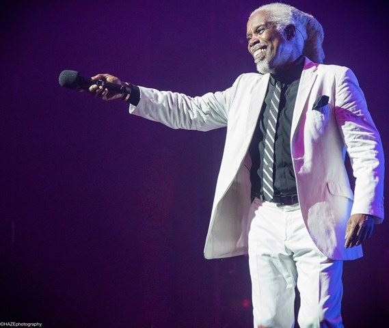 Billy Ocean at the Heritage Theatre | Downtown Campbell