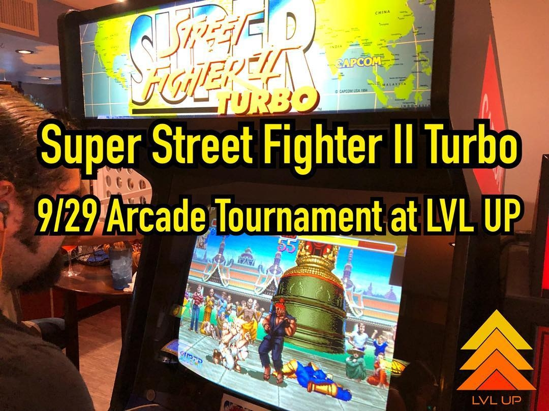 Super Street Fighter II Turbo Tournament | Downtown Campbell
