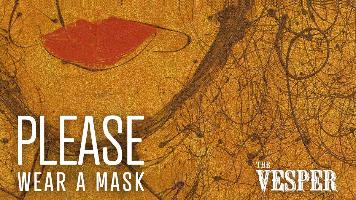 Wear a Mask Image