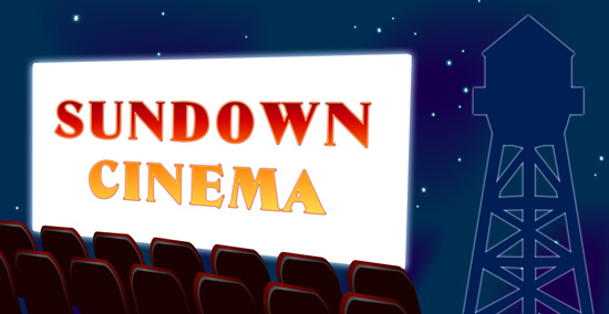 Sundown Cinema Banner Header