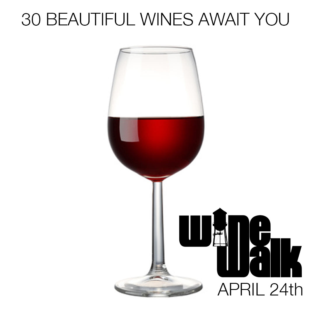 Wine Walk Banner Image