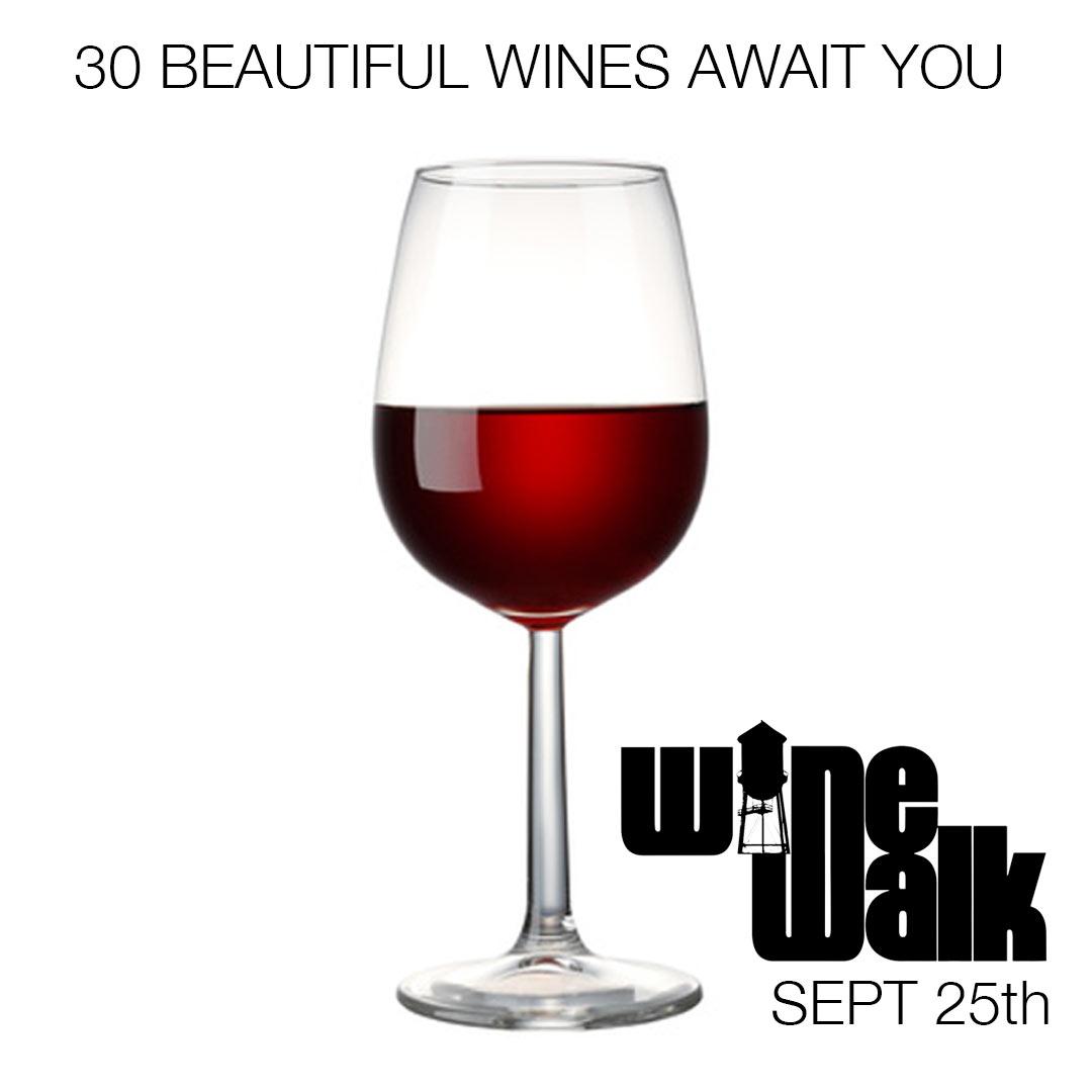 2019 Fall Wine Walk